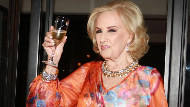 Muere Mirtha Legrand
