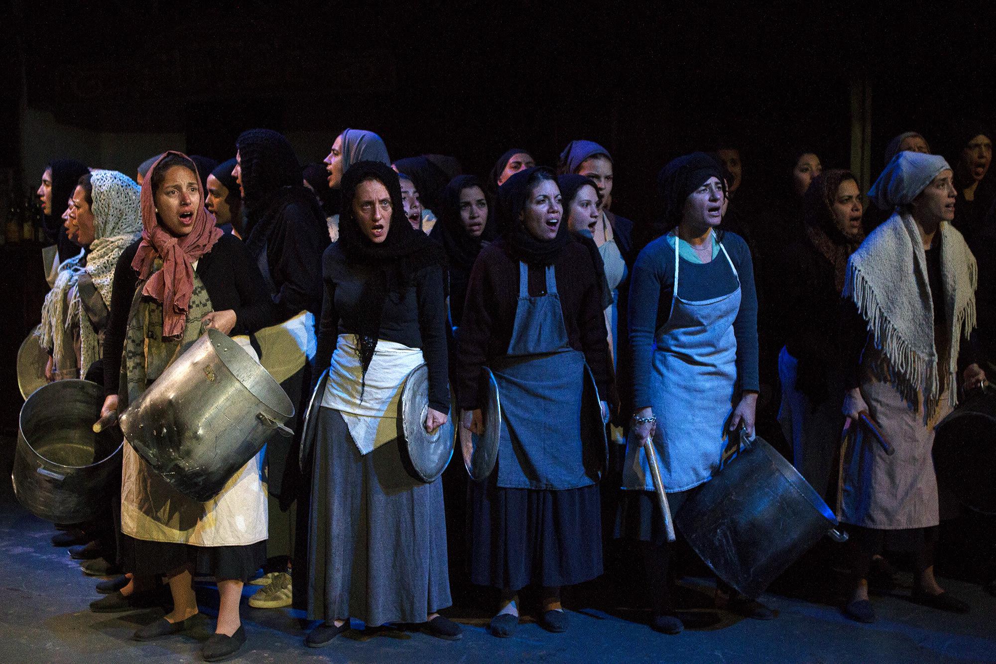 Grupo de Teatro Catalinas Sur - El Fulgor Argentino | Facebook